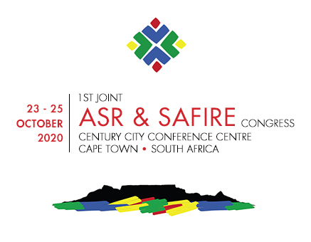Joint SAFIRE & ASR Congress 2020 POSTPONED to 2021(Due to COVID-19)  image